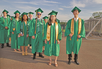 MHS Graduates More than 400 Students at Outdoor Ceremony—Following a Year of Mostly Remote Classes