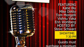 Free Comedy Show at CafeMerica in Belle Mead