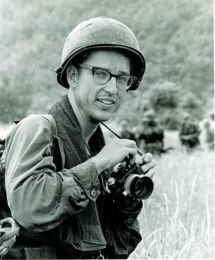 Vietnam War U.S. Army Specialist Stephen H. Warner — Hometown Heroes