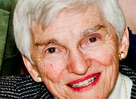Betty Sander Thompson, 90