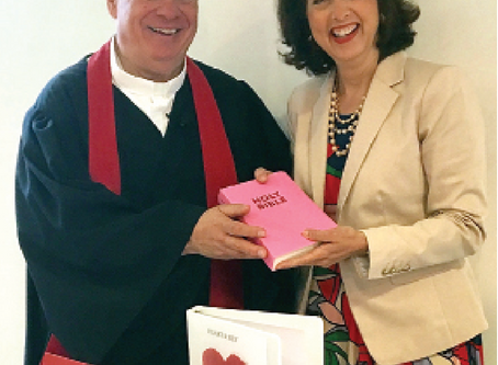 Montgomery United Methodist Church Offers Key to the Heart