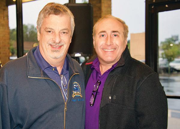 Ed Zimmerman & Norman Silverstein