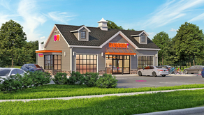 Dunkin' Still Trying to Build at Shuttered Gas Station Site in Monty