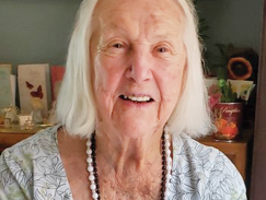 Margaret Jane Mende, 99