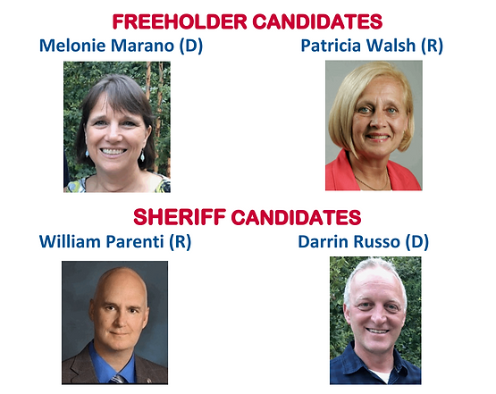 Meet Your Candidates for Somerset County Freeholder