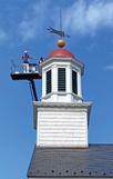Blawenburg Church Begins Project SOS