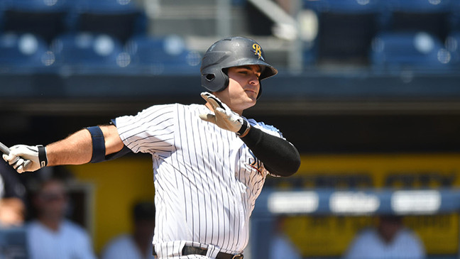 Next Man Up — Belle Mead's Mike Ford Joins NY Yankees