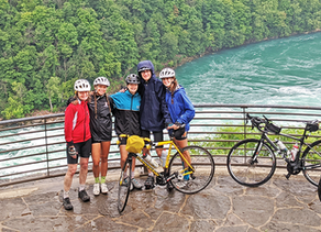 Team Maslanka Finishes 500-mile Bike Ride to Raise Money for Runaways