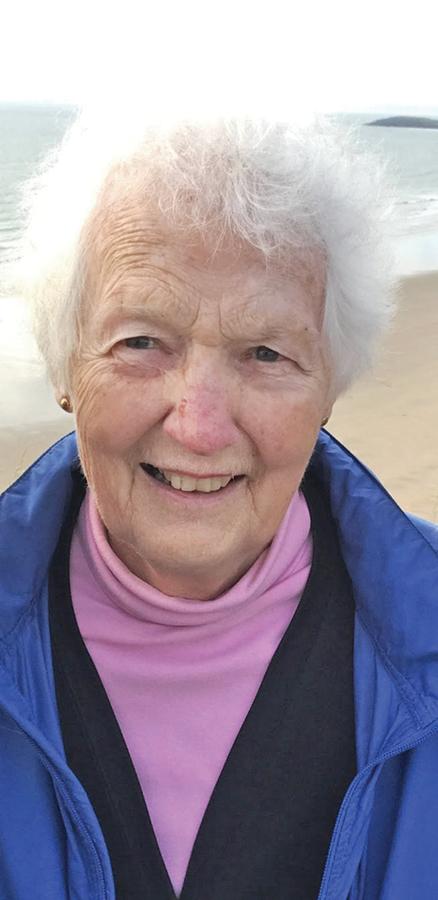 """Margaret """"Peggy"""" Lamb, 93"""