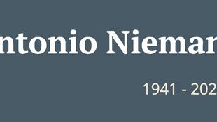 Antonio Nieman, 78
