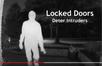 Police Ask Monty Folks to Lock Doors