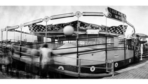 Monty Teacher Curates Pinhole Photography Show at Small World Coffee in Princeton