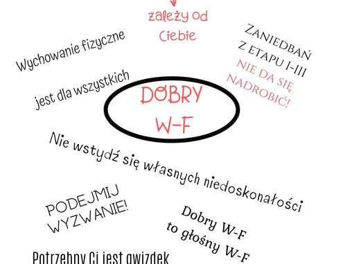DOBRY W-F w klasach I-III