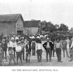 People in Hastings (1909)