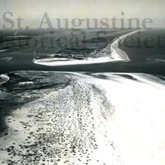 Aerial - St. Augustine Inlet
