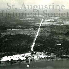 Picolata - Wharf and Road to St. Augustine
