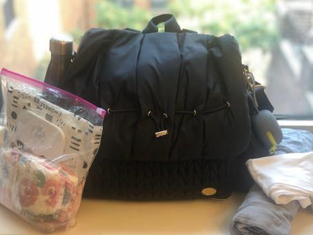A Peek in My Diaper Bag