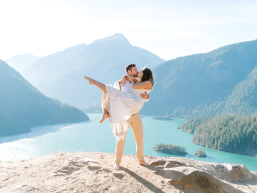 How to Elope in Washington State/Shantel Wall Photography