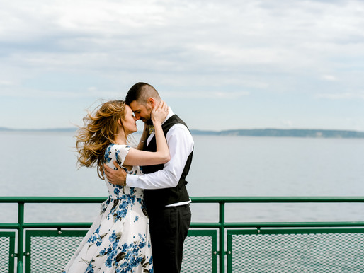 5 Things you need to KNOW preparing for your engagement session