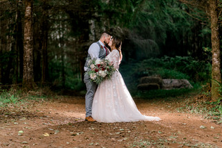 Olympic National Forest Elopement