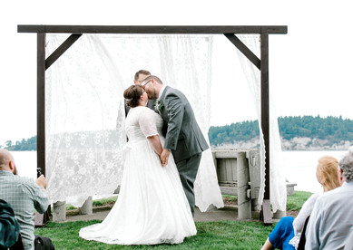 first kiss and husband and wife