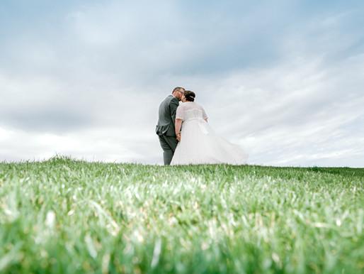 Caity and Tyler's July Wedding// John Wayne Marina//Sequim, Wa//Shantel Wall Photography