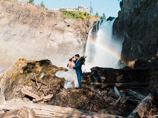 Salish Lodge Wedding/Snoqualmie, Wa/Shantel Wall Photography/Alex and Rafeal