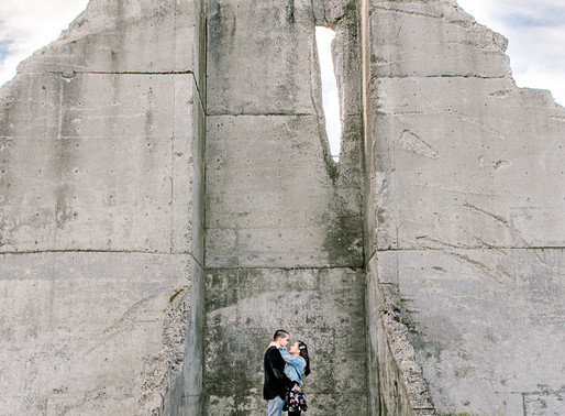 Chambers Bay/ Seattle Wedding Photographer Shantel Wall Photography / Aian & John/ Engagement Photos