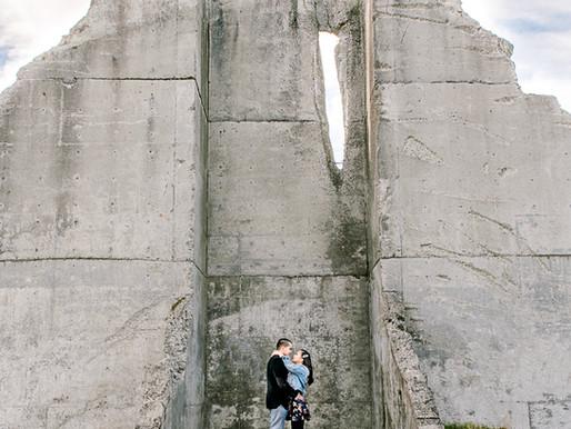 Chambers Bay/ Seattle Wedding Photographer Shantel Wall Photography / Aian & John/ Engagement Photos