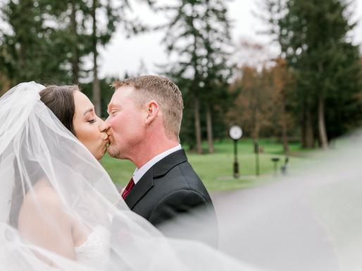 Canterwood Country Club// Desire + Randy// Seattle Wedding Photographer// Shantel Wall Photography