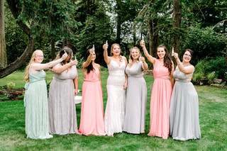 Longmire Barn Wedding