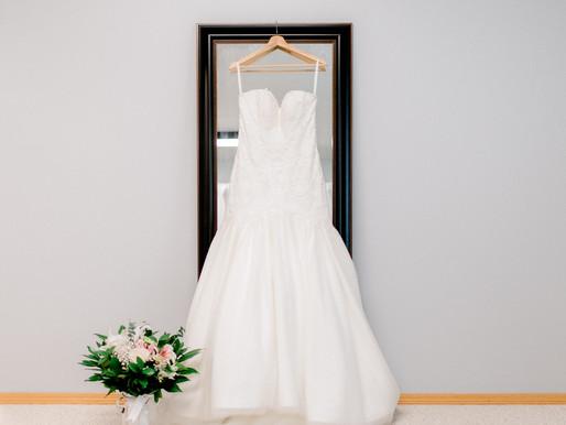 Seattle Elopement// Gabriella & Austin// Backyard Wedding 2020// Graham, Wa