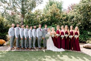 Winding Path Gardens Wedding
