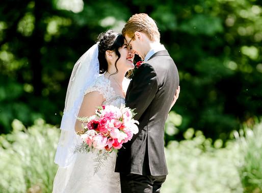 Eastside Church// Teresia + Matt// Seattle Wedding Photographer// Shantel Wall Photography