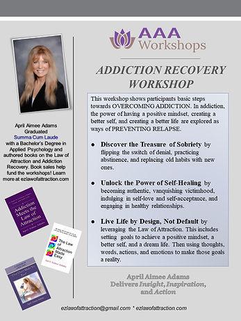 Workshops   AAA Workshops