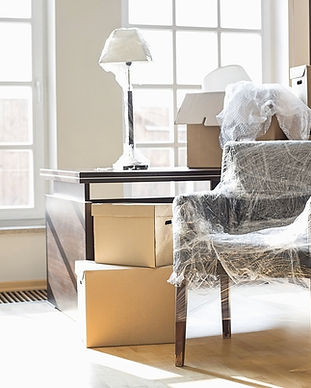 Moving-boxes-and-furniture-in-169360670.