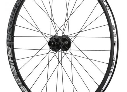 "SHIELD 26"" FRONT WHEEL - 110x20 and 100x15 compatible"