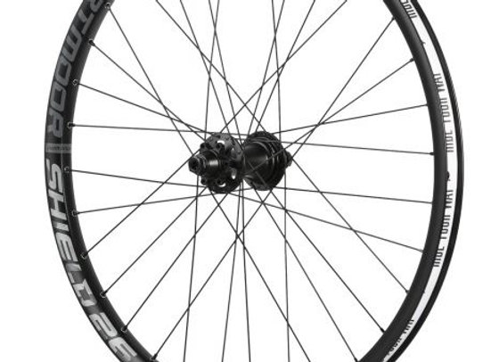 "SHIELD 26"" REAR WHEEL SINGLESPEED 10T 135x10"