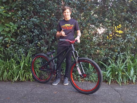 Jadon Wilson - Sponsored Slopestyle Rider