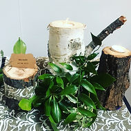 maple tree candle and card holders.jpeg
