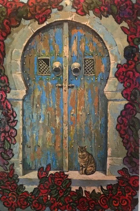 Door Dim Hill