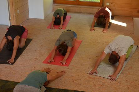 yoga, relaxation bio-dynamique