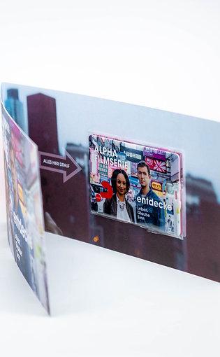 Alpha Filmserie - USB Stick oder gratis Download