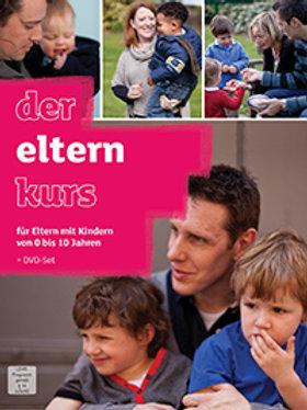 Elternkurs DVD-Set inkl. Leitfaden für Mitarbeiter