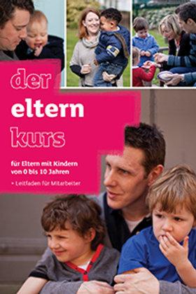 Elternkurs - Leitfaden für Mitarbeiter