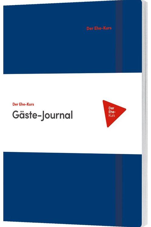 Der Ehe-Kurs. Gäste-Journal