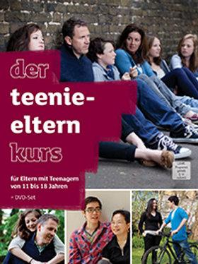 Teenie-Elternkurs DVD-Set inkl. Leitfaden für Mitarbeiter
