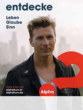 Alpha Poster A4