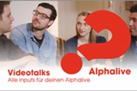 Alphalive Videotalks - USB Stick