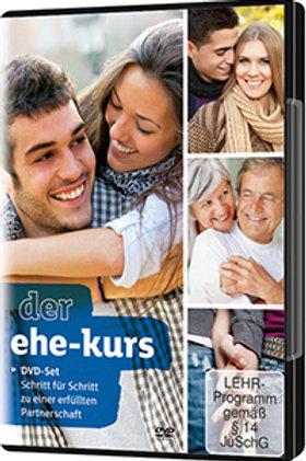 Ehe-Kurs DVD-Set inkl. Leitfaden für Mitarbeiter